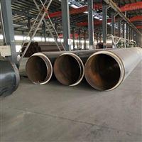 529*8高密度聚乙烯地埋式热水保温管厂家