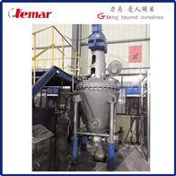 氟化物、氯化物不銹鋼單錐干燥器300L