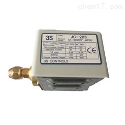 JC-201~JC-2303S CONTROLS压力调节器JC-203报价