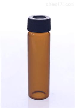 HM-4095A40mL 螺纹棕色样品瓶
