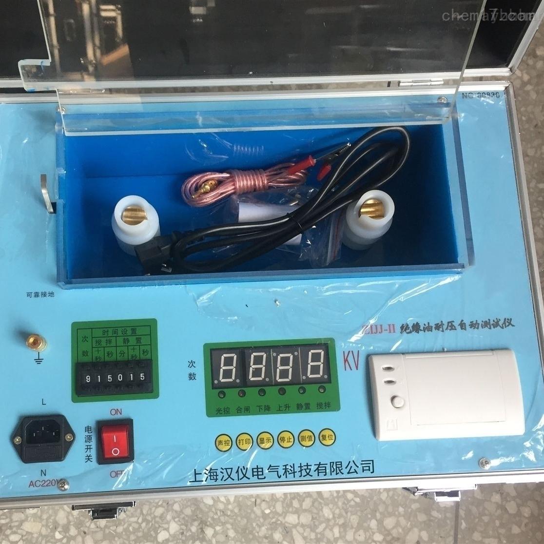 承装修试六杯型全自动绝缘油介电强度测试仪