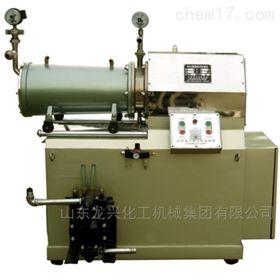 标准型卧式砂磨机