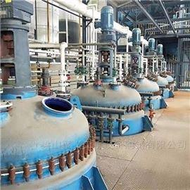 1立方-10立方二手江苏产搪瓷反应釜