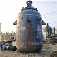 二手搪玻璃反应罐50L-15万升