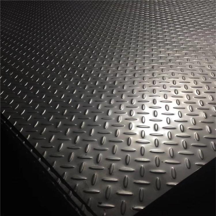 扁豆型不锈钢防滑板供应