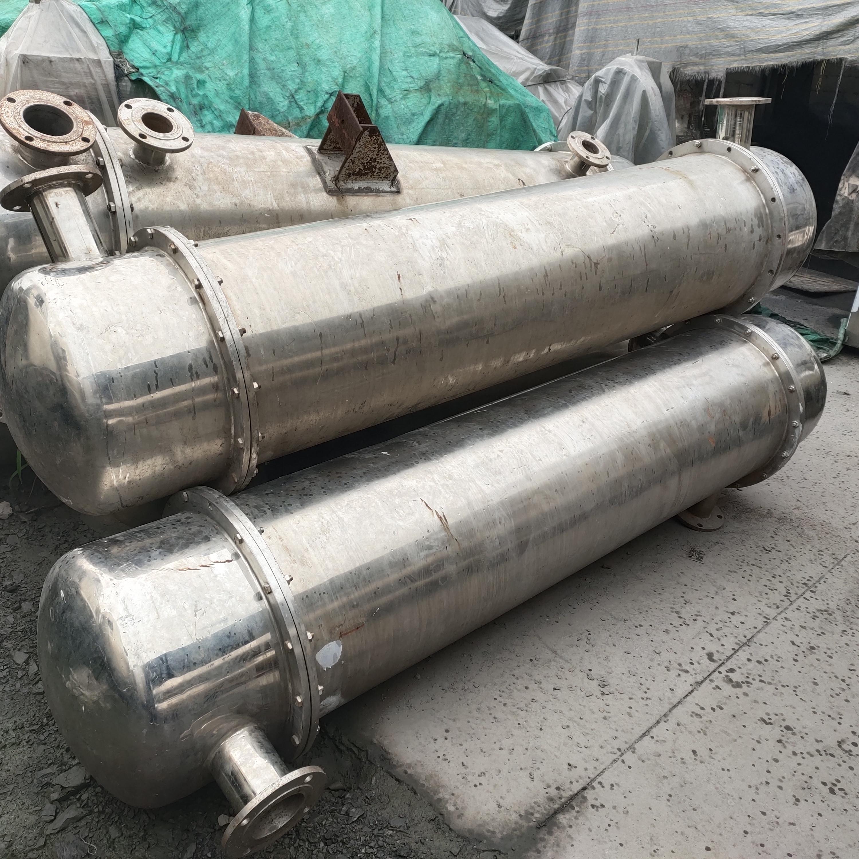 二手不锈钢冷凝器出售全九成新