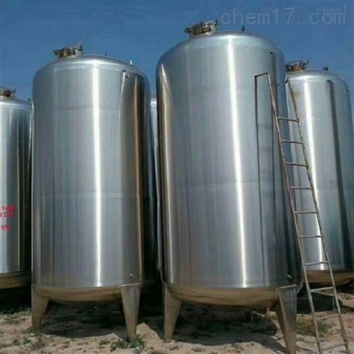处理二手10立方不锈钢储罐材质304