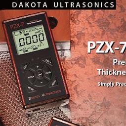 美国DAKOTA PZX-7DL高精度超声波测厚仪