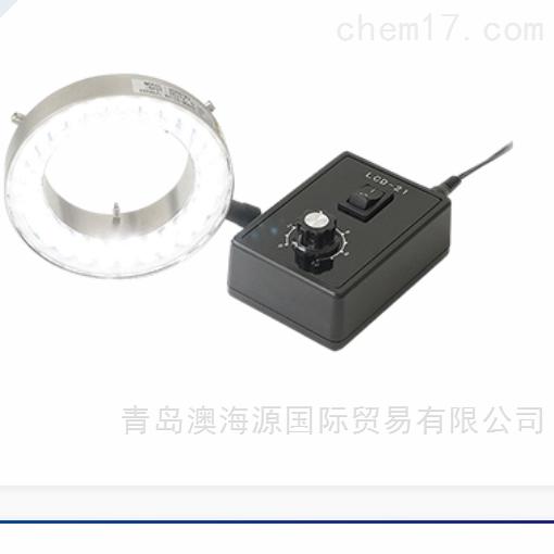 日本Luminor 显微镜环形LED照明灯LP-108