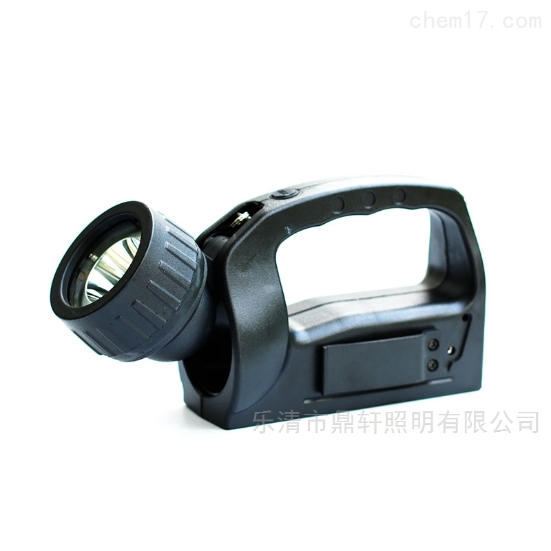 3W防爆强光灯LED手提防爆探照灯磁吸式