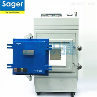 SG-QF12001200度真空烧结炉 氧化铝陶瓷纤维炉
