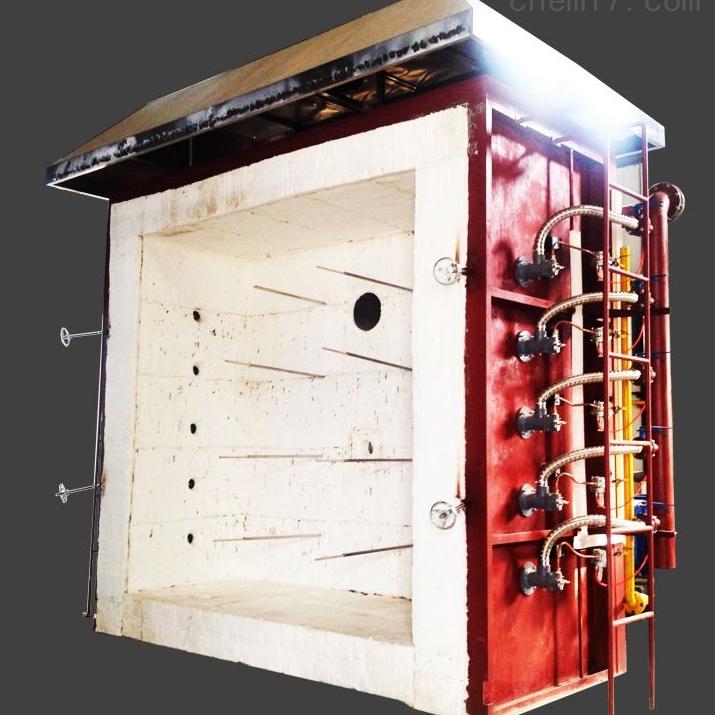 建筑构件耐火极限试验炉