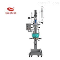 GRS-30EX长城科工贸GRS系列防爆调速双层玻璃反应釜
