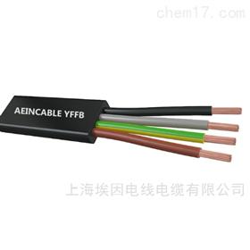 H05VVH2-F欧标工业扁电缆