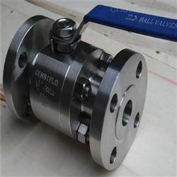 Q41Y-150LB二片式锻钢球阀