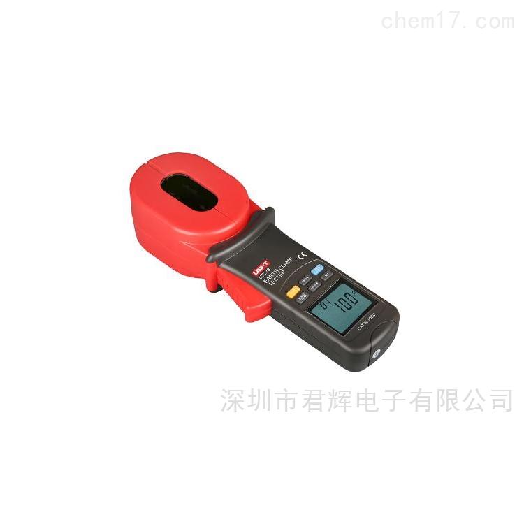 UT273钳形接地电阻测试仪