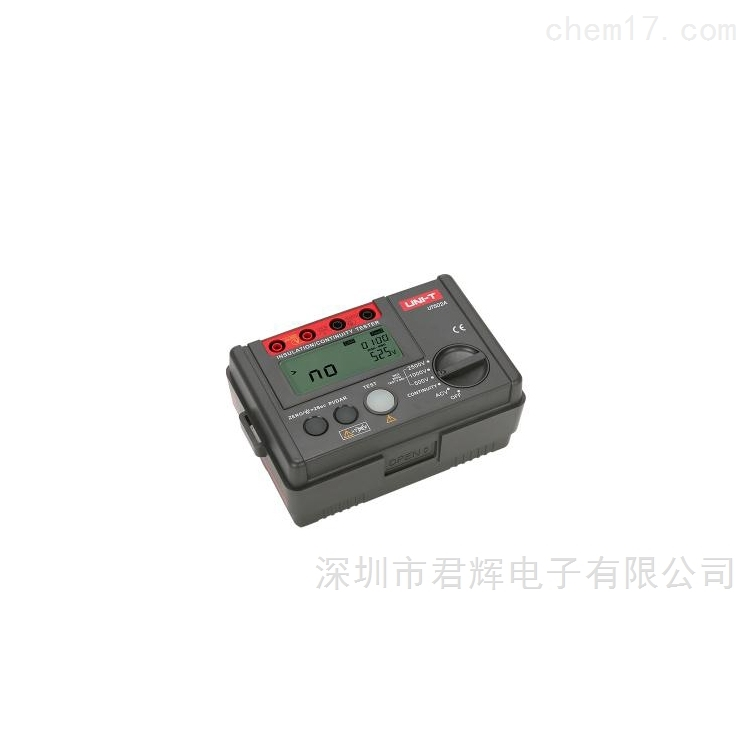 UT502A绝缘电阻测试仪