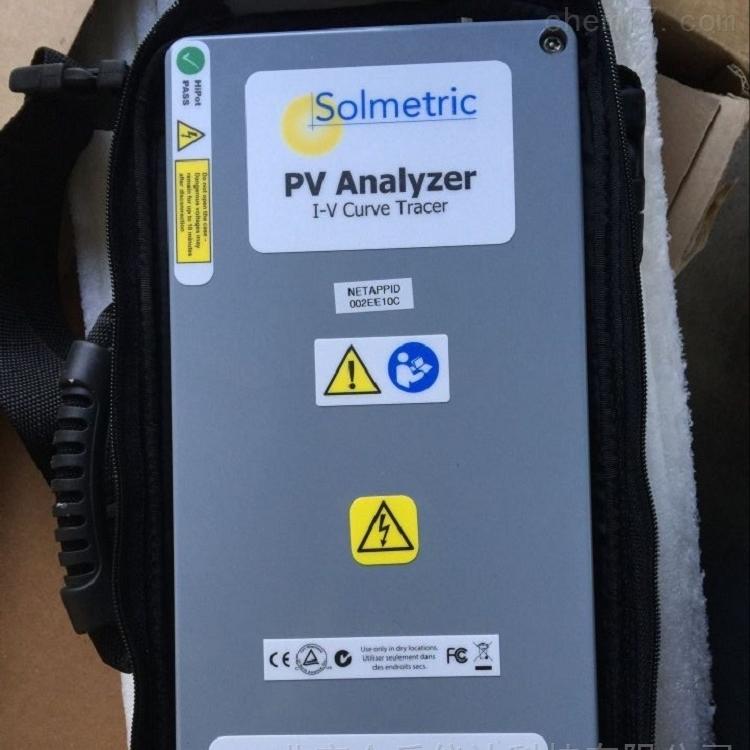 美国 SORMETRIC 光伏检测仪 PVA1000S