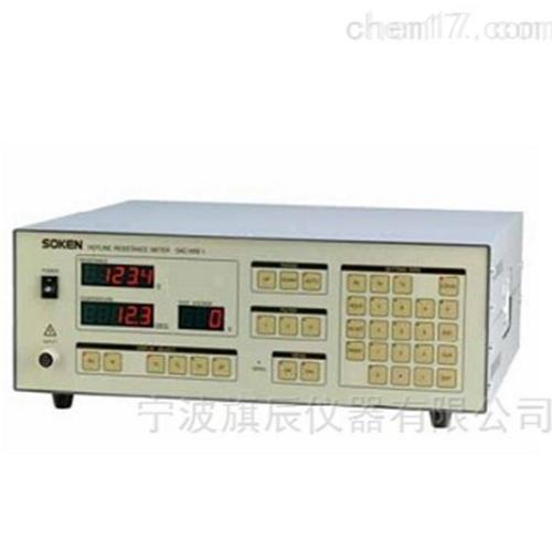 旗辰电阻/温度测定器:DAC-HRE-1