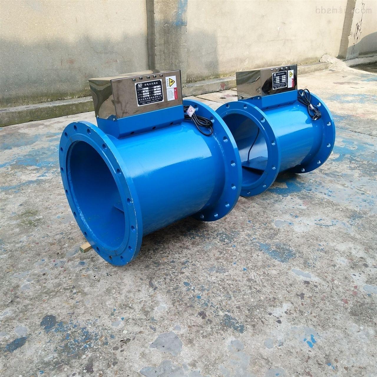 缠绕式水处理器