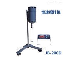 JB-200D型数显恒速搅拌机