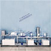 DYG209污水处理厂立体布置模型,水污染控制