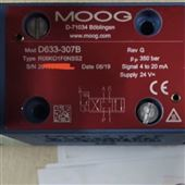 D633-313BMOOG伺服比例阀大量现货特批价