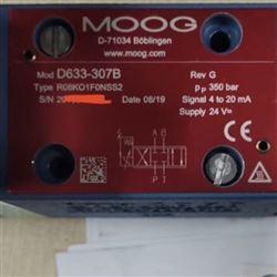 MOOG伺服比例阀大量现货特批价