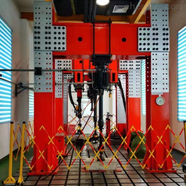 车桥悬架协调加载系统疲劳试验机
