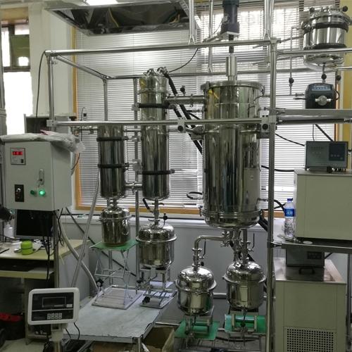 不锈钢短程分子蒸馏设备