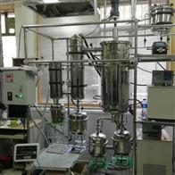 AYAN-F100-S不鏽鋼短程分子蒸餾設備