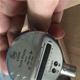 IFM带显屏的压力传感器PN7071现货包邮