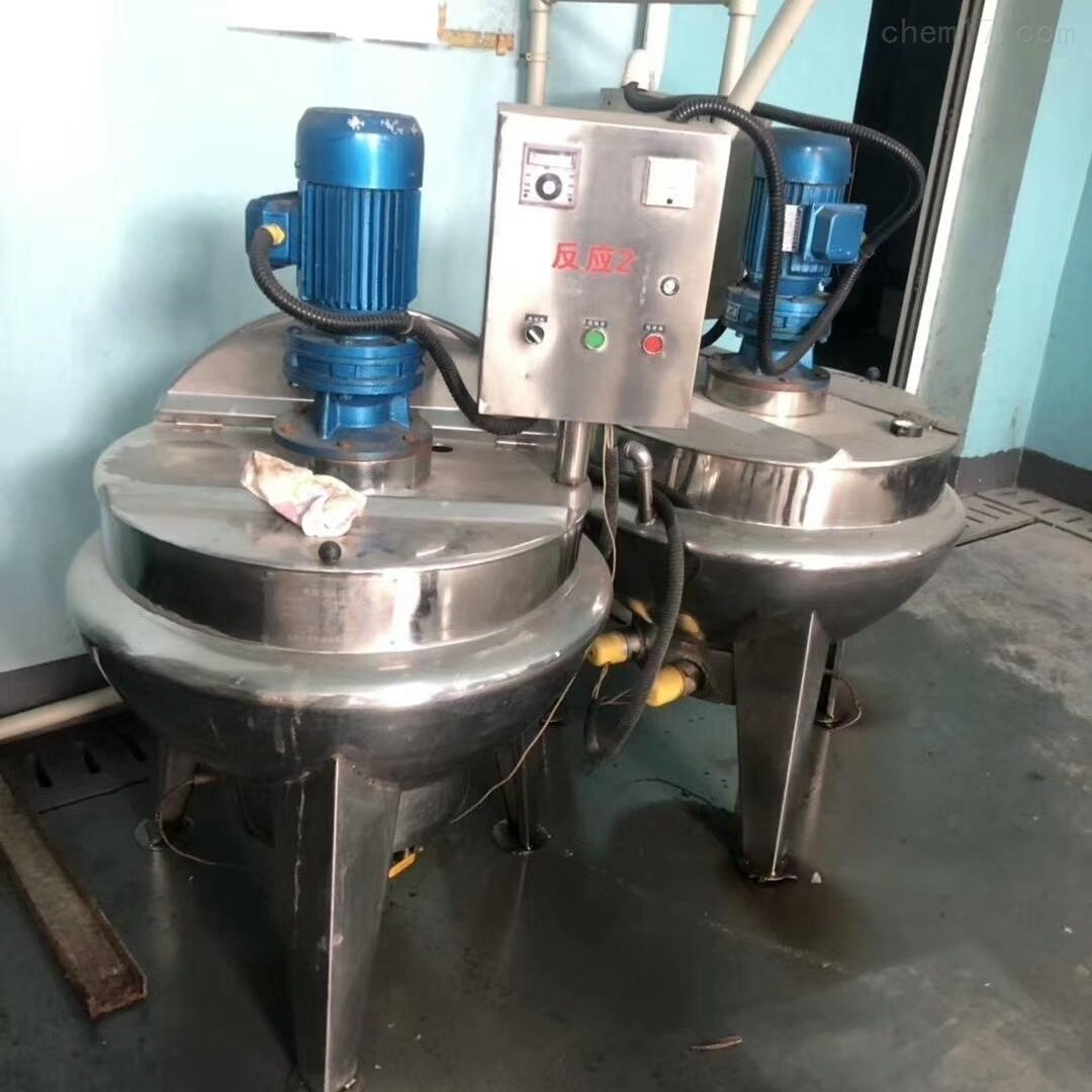 供应二手150升电加热夹层锅现货