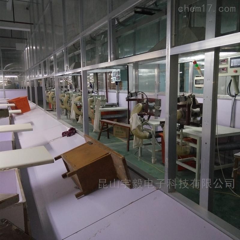杭州羽绒服装充绒机械