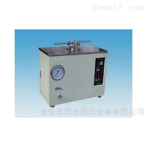氧弹(空气弹)老化试验机