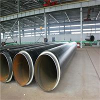 DN350聚乙烯直埋热力发泡保温管近期价格