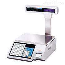 CL-5000H韩国CAS凯士 CL-5000P标签电子条码秤