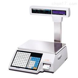 韩国CAS凯士 CL-5000P标签电子条码秤