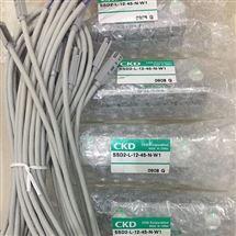 SSD2-L-63-30-W1提供CKD气缸双作用/单活塞杆型