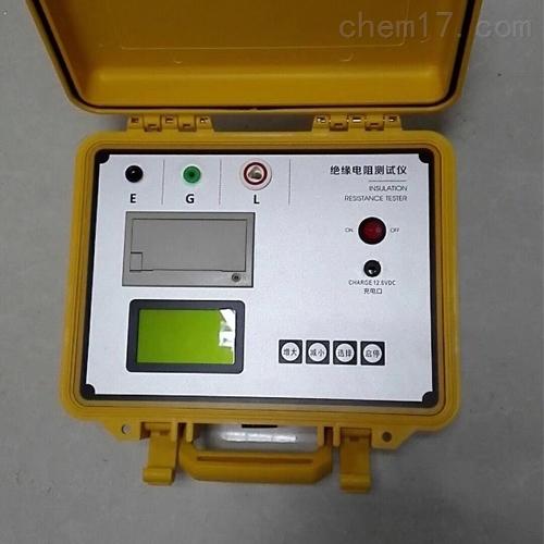 低价正品绝缘电阻测试仪