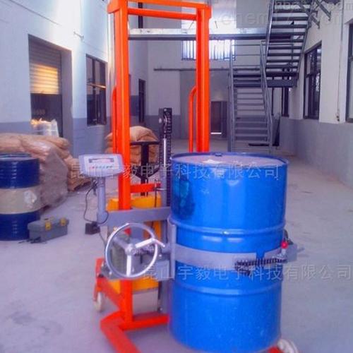 电动防爆油桶秤