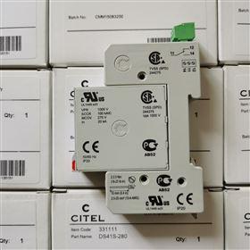CITEL电涌MLP2-230S-P/RS法国西岱尔LED浪涌保护器MLP2-230S-P防雷器