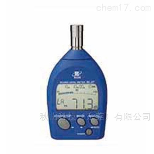 日本理音RION新款普通噪声计NL-27