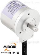 日本绿测器MIDORI机械臂角度传感器
