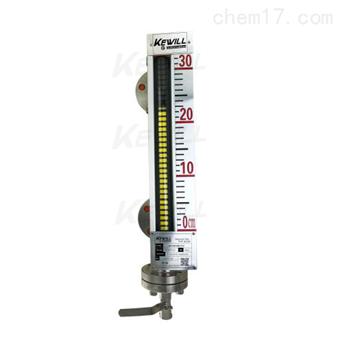 一体化侧装式磁翻柱液位计水处理厂