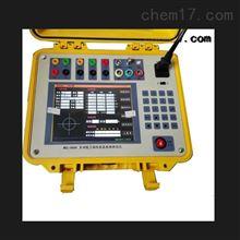 MHL-860A多功能三相电能表现场试验