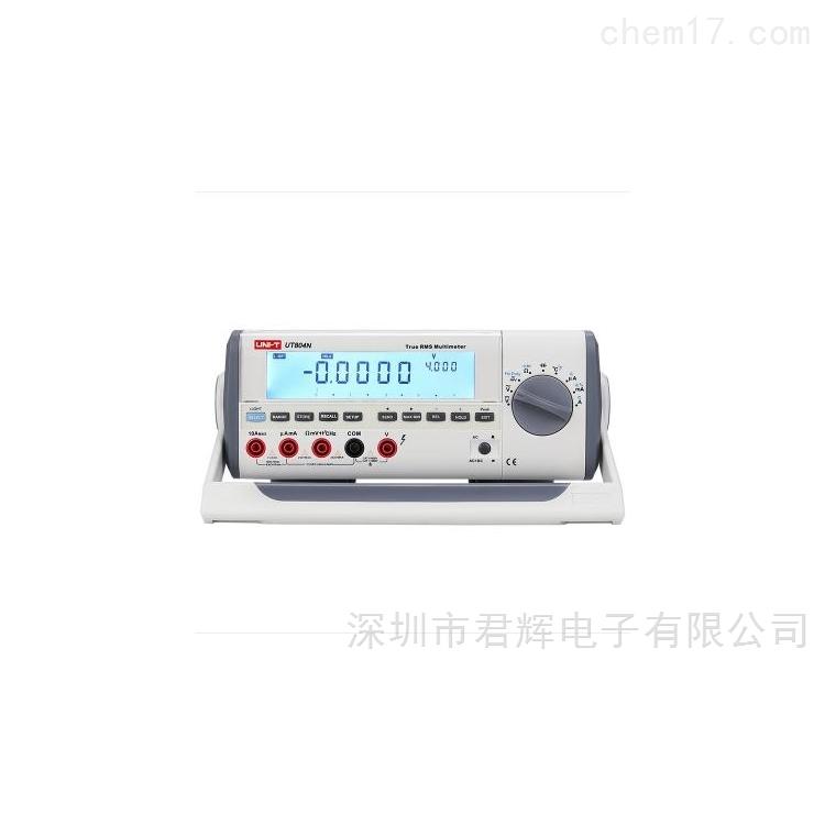 UT804N台式数字万用表