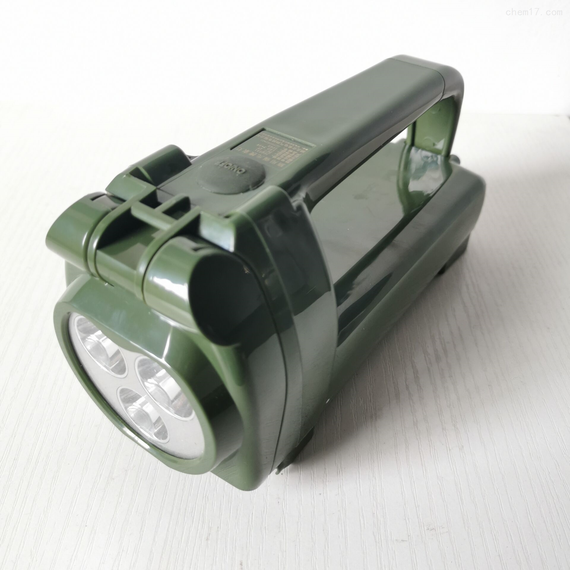 JGQ231电量显示手摇充电巡检灯磁力发电