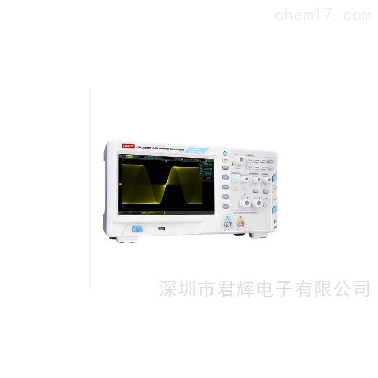 UPO2202CS数字荧光示波器