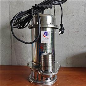 QDX-S不锈钢耐腐蚀潜水泵